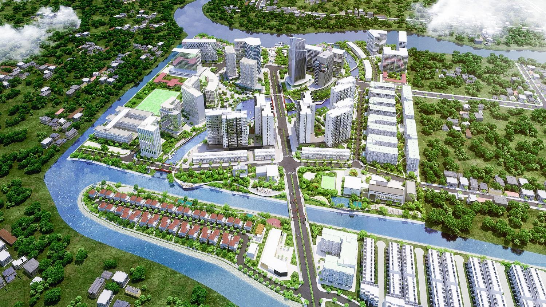 Khu đô thị Mizuki Park Bình Chánh mizuki park khu do thi 636484117133791606 1 1 1