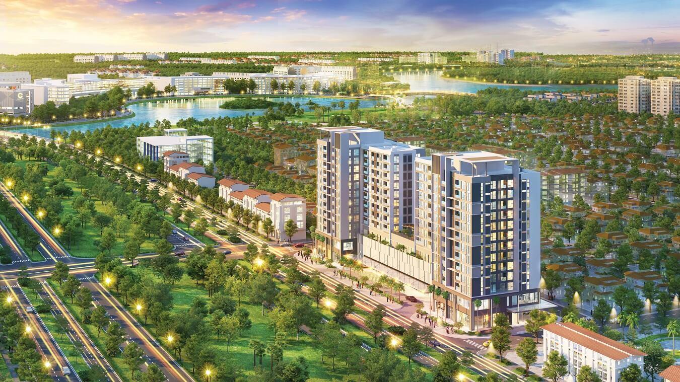 Dự án Urban Hill Phú Mỹ Hưng