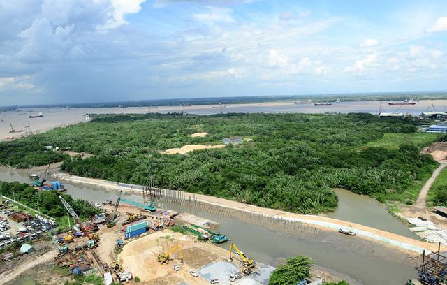 Dự án 6 tỷ đô Saigon Peninsula: Sau 4 năm vẫn bất động 1