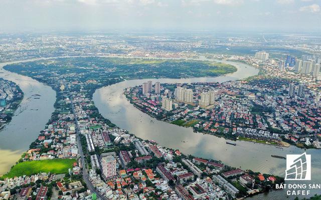 Thành phố Khu Đông của TPHCM trong tương lai có gì? Tp khu dong moi 2020 1 2