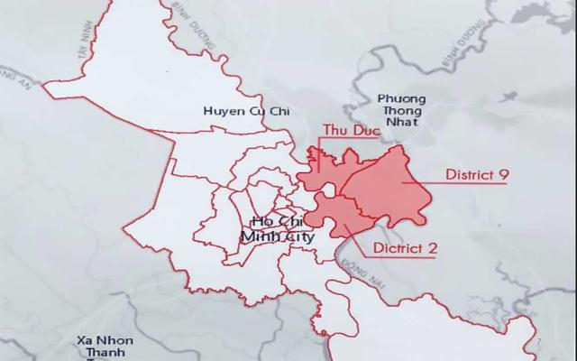 Thành phố Khu Đông của TPHCM trong tương lai có gì? Tp khu dong moi 2020 4 1