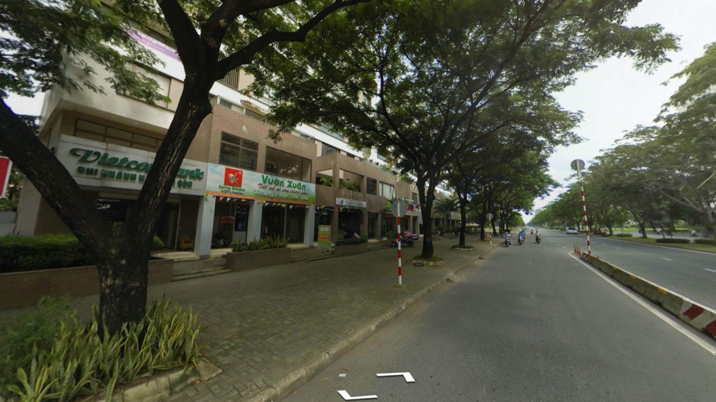 Bán căn hộ Nam Khang - Phú Mỹ Hưng 3PN, 126 m2 giá chỉ 3.6 tỷ CHUNG CU NAM KHANG 1 1