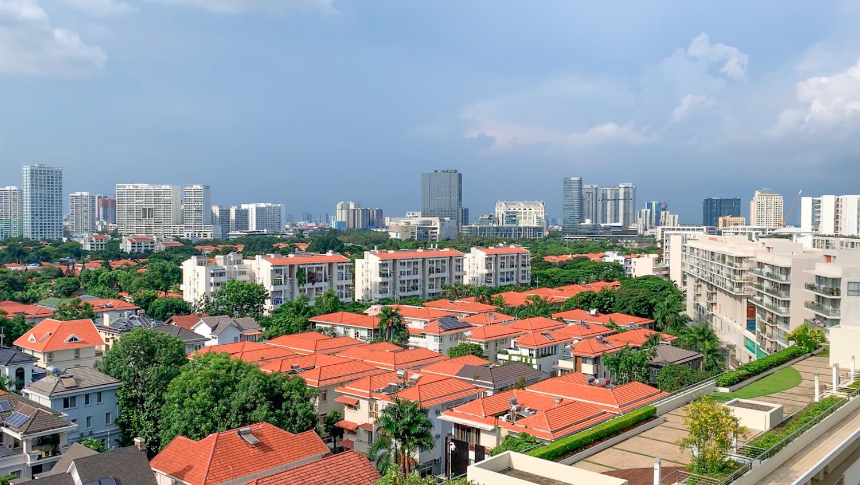 Cho thuê căn hộ cao cấp Grand View C vòng cung, 3PN, 157m2 view sông GRANDVIEW C 11 4 3 1