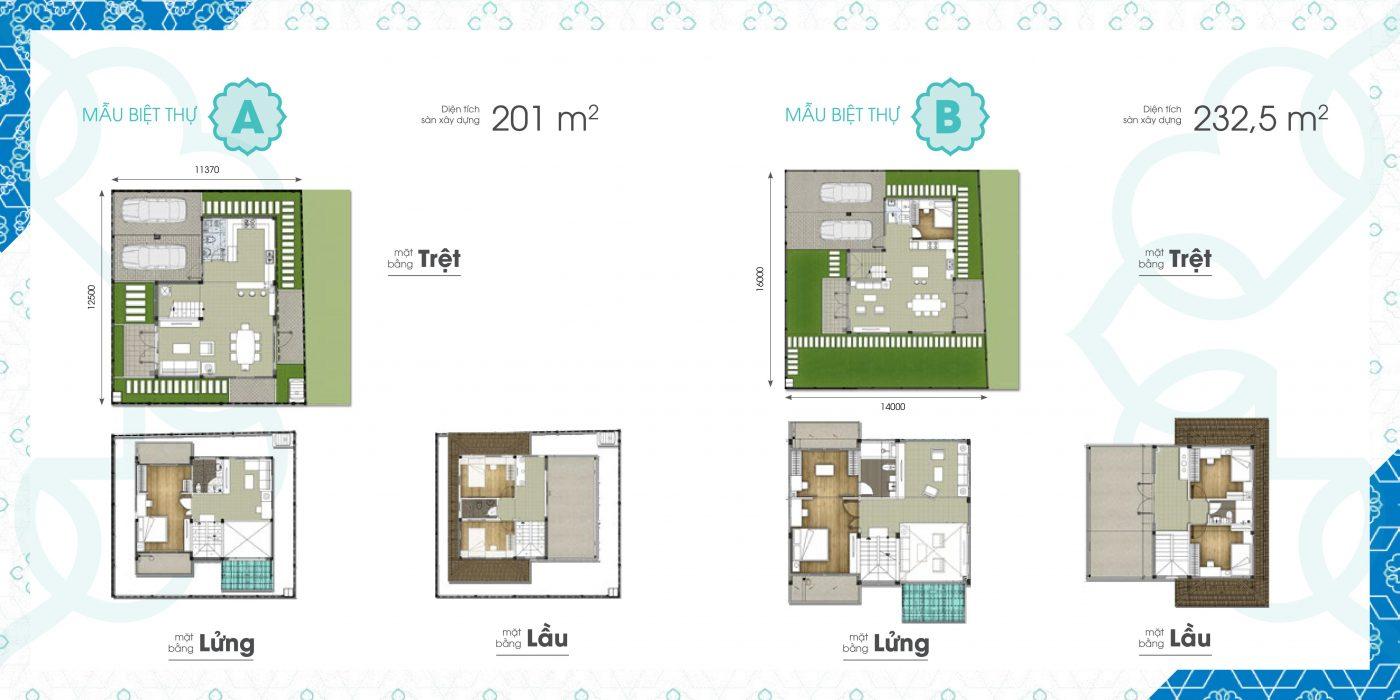 Bán biệt thự đơn lập VIP nhất Valora Island tại KĐT Mizuki Park giá cực tốt MAU BIET THU A B DU AN MIZUKI PARK BINH CHANH 3