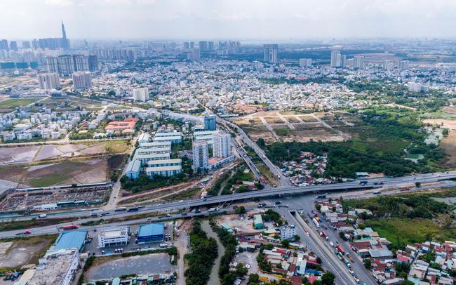 """TPHCM khởi động nhiều dự án hạ tầng """"tháo khoá"""" cho khu đô thị Cát Lái"""