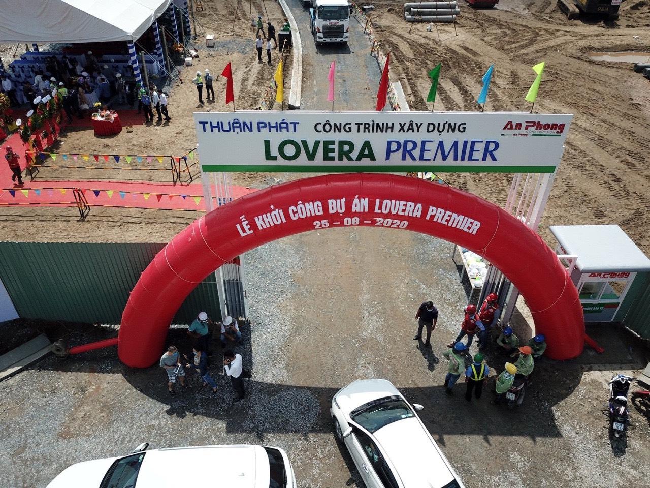 Khang Điền chính thức khởi công Lovera Premier Bình Chánh KHOI CONG LOVERA PREMIER 4 1