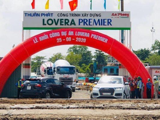 Khang Điền chính thức khởi công Lovera Premier Bình Chánh
