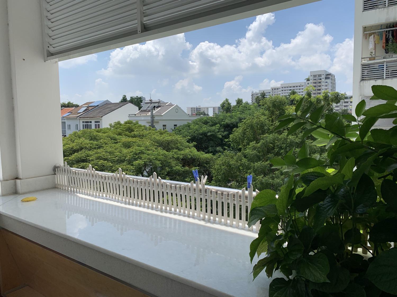 Cho thuê căn hộ Park View trung tâm Phú Mỹ Hưng, nội thất đẹp 800 USD PARK VIEW A4 8 1